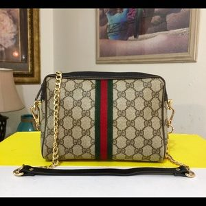 Gucci Sherry Line GG logo Shoulder Bag 💼